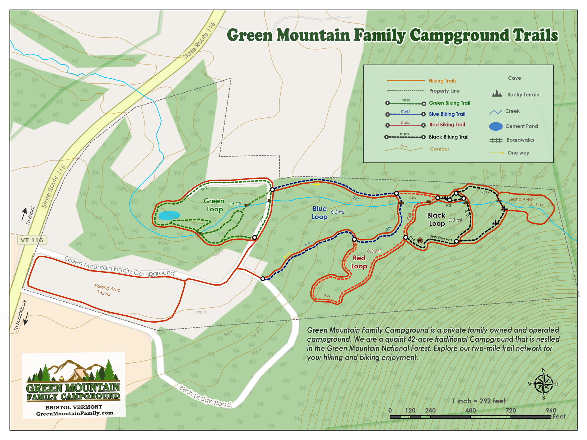 Green Mountain Family Campground – BRISTOL RECREATION CLUB